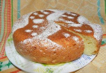 La receta para la cocción multivarok: bizcocho clásico, pastel de capas y pastelitos para una pareja