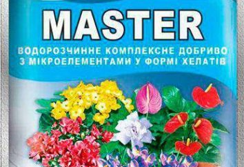 « Le Maître » – un engrais pour plantes à fleurs