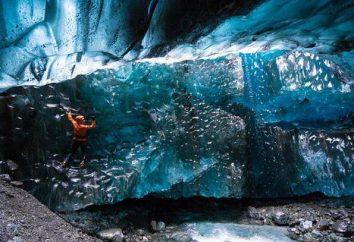 Glacjologia – nauka o czym? Że glacjolog badanie?
