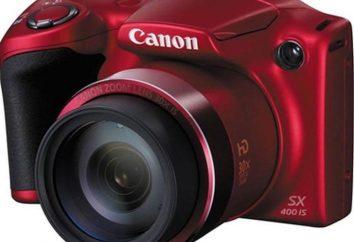 Review: Canon PowerShot SX400 IS. cámara digital