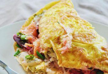 Como cozinhar uma omelete em multivarka, ou como agradar entes queridos um delicioso café da manhã