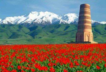 Quirguistão: natureza, diversidade e singularidade