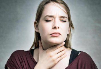 """Come curare un mal di gola durante la gravidanza? """"Rotokan"""" per gargarismi"""