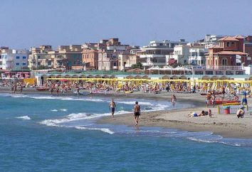 As melhores praias de Roma: classificação, descrição, atrações