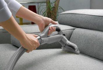 Jak czyścić plamy na kanapie w domu?