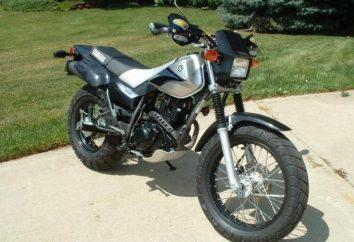 Première expérience: Yamaha TW200