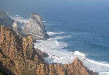 Cabo da Roca – le point de l'Europe occidentale