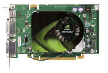 Carte graphique nVidia GeForce 8600 GTS: vue d'ensemble, caractéristiques, prix