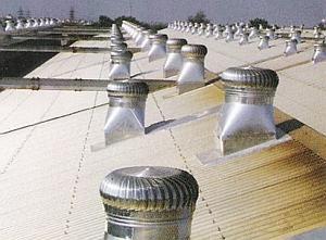 sistema de ventilação: as espécies mais comuns