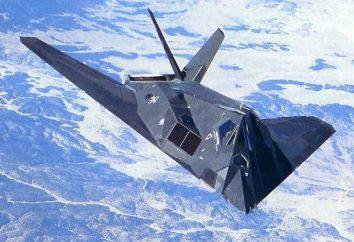 """Technologia """"Stealth"""". Samolot F-117A, C-37 """"Golden Eagle"""" i inne"""