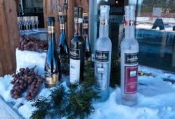Co to jest wino lodowe? Szczególnie popularne opinii producentów