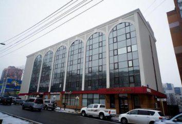 """Vladivostok. Hotel """"Pearl"""": descrição, serviços, opiniões. hotel barato no centro de Vladivostok"""
