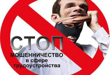 Schwarze Liste der Arbeitgeber von Kirov. Bewertungen auf die Arbeitgeber