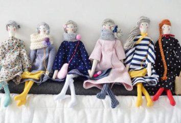 Come disegnare gli occhi bambola? bambole fatte in casa: una master class