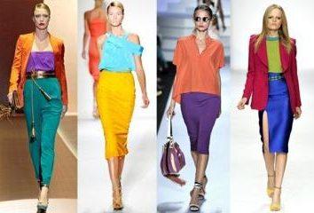 Tradition und Kreativität – Wie Farben in der Kleidung zu kombinieren.