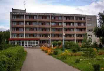 """Casa di cura """"Egnyshevka"""" Tula regione: descrizione, servizi e recensioni"""