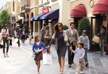 Najlepszym zakupy w Florencja: sklepy, wylot, rynki