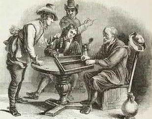 popolare gioco – backgammon