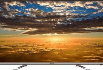 TV LCD Haier LE32K5000T: comentários, especificações e características