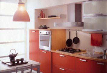 Bessere Planung eine kleine Küche