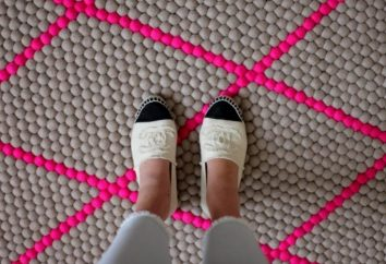 Trendy espadrilles Chanel
