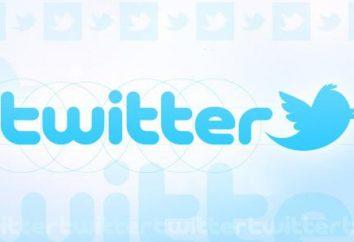 Comment changer l'arrière-plan dans le chapeau « Twitter » et photo de profil