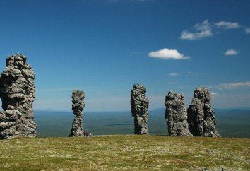 Filary atmosferycznych: Gdzie jest rosyjski cud świata, jak się tam dostać