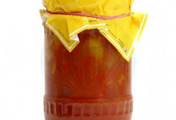 Lecho avec pâte de tomate: recette. Ingrédients pour lecho