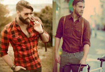 Nowe trendy w modzie: kanadyjski drwal zastąpiony metroseksualizm