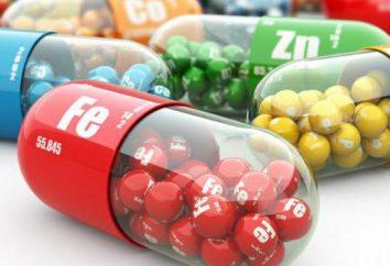 Vitamines pour les os: une vue d'ensemble, description, type et commentaires