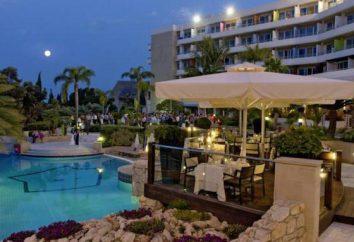 Mediterranean Beach Hotel 4 * (Cipro / Limassol): recensioni alberghi, valutato
