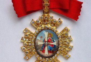 Orden de Santa Catalina la Grande: Historia
