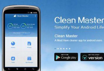 Clean Master – un'applicazione indispensabile per l'ottimizzazione dello smartphone
