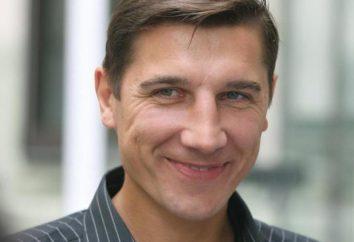 Sergey Ugriumov: biografia e vita personale dell'attore