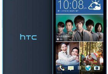 Smartphone HTC Desire 626: critiques, avis, avis et caractéristiques.