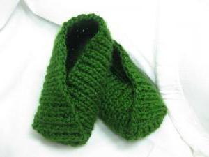 Łatwy Knitting – Japoński pantofle
