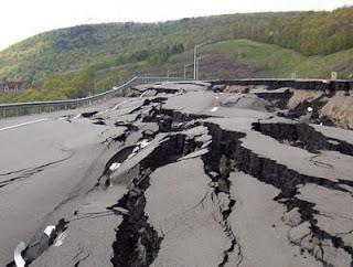 Glissement de terrain – il est toujours du mal