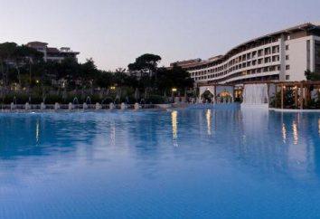 Ela Quality Resort Hôtel 5 * (Turquie / Belek): photos et commentaires