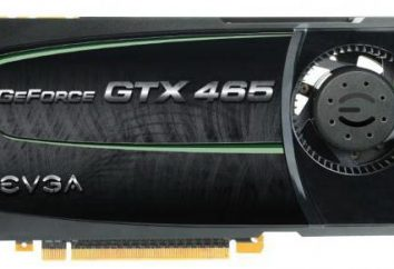 NVIDIA GeForce GTX 465: opinie, opisy, specyfikacje i opinie