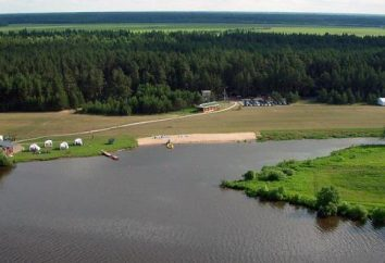 Parc de loisirs « Yurievskoe » région de Tver