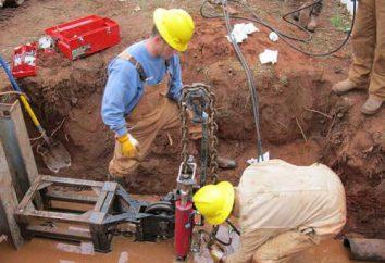 Ponctionner en cours: la méthode et le coût. Est-il possible de faire une ponction du sol sous la route avec leurs mains?
