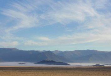 vale Uimon das Montanhas Altai: fotos, descrição