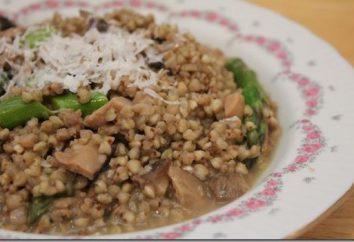 Quanto è delizioso cucinare la salsa per il grano saraceno?