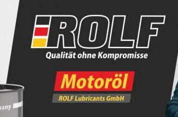 """Syntetyczny olej silnikowy """"Rolf"""": opinie klientów"""
