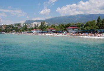 Crimeia, Spa – que atrai turistas? Crimeia, Spa: Quartos