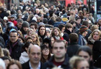 Bevölkerung der Region Vologda: Zahl, die mittleren Dichte. Sozialschutz der Bevölkerung in der Region Wologda