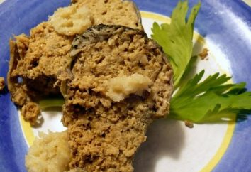 Delicious gefüllte Hecht: das Rezept in dem Ofen