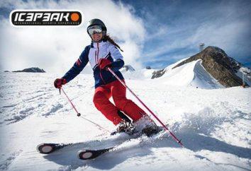 Produits ICEPEAK: veste. Description et commentaires clients