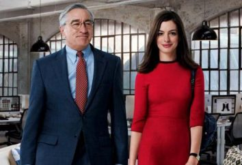 "Il film ""The Intern"": cliente spettatori espressi"