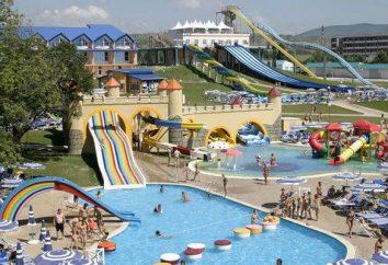 """""""Golden Bay"""" (Gelendzhik) – Luksusowy kompleks wodny w Rosji na idealne wakacje"""